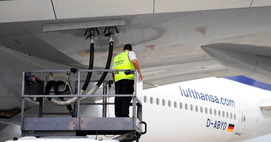 O Boeing 747-800 é mais econômico, mas não é Flex!