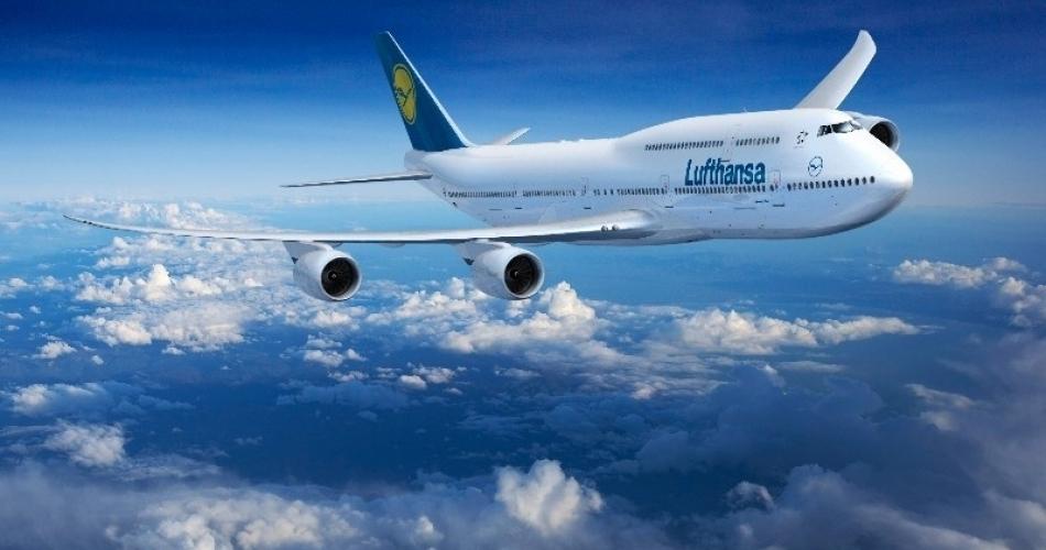 Novo Boeing 747-800 Lufthansa : SP-GRU-FRA