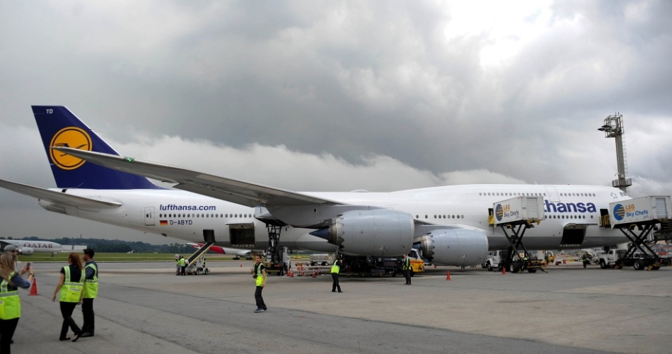 Gigante concorrente do Airbus A380