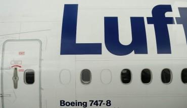 Boeing 747-800 - São Paulo - Frankfurt